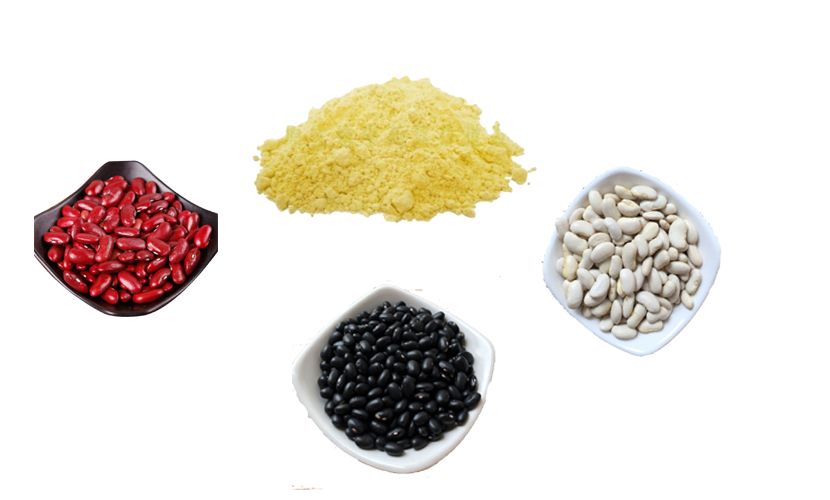 Kidney beans source for Nattokinase