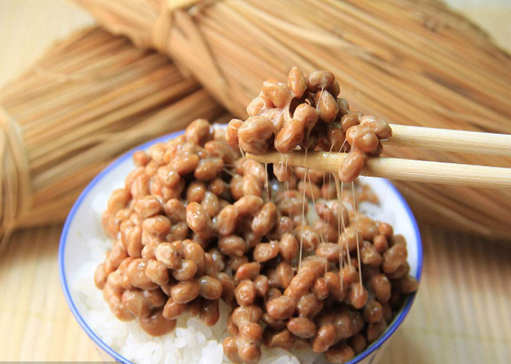Super Enzyme from Natto Extract